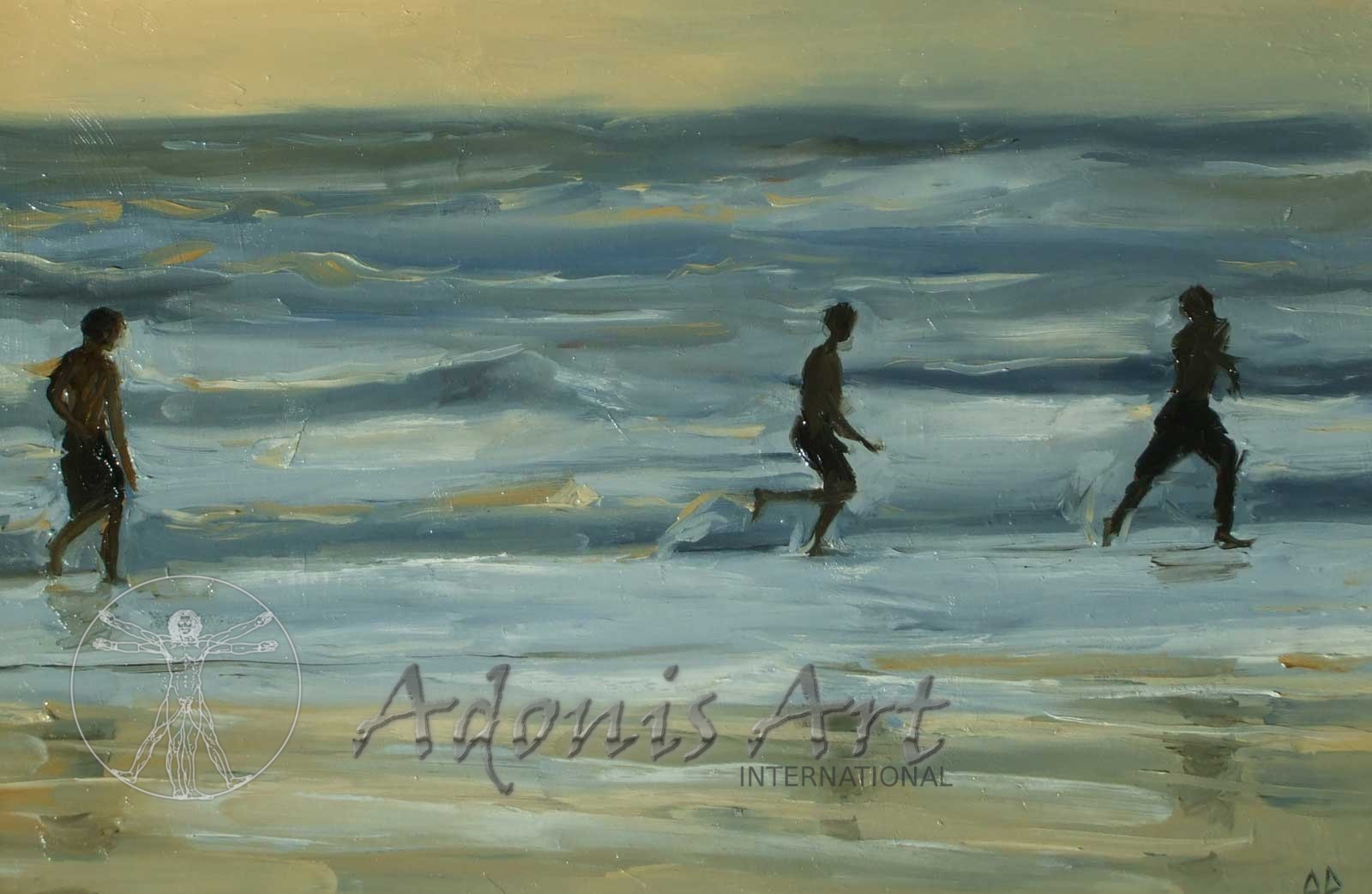 'Running against the Tide' by David Ambrose