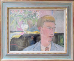 Thumbnail image: 'Boy with a Vase of Flowers' by Peter Samuelson