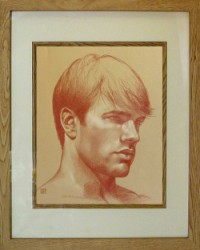 Thumbnail image: 'American Model I' by Andrew Potter