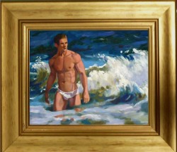 Thumbnail image: 'In the Surf' by Andrew Potter
