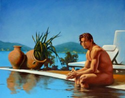 Thumbnail image: 'The Infinity Pool' by Andrew Potter