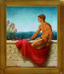 Thumbnail image: 'The Oleander Blossom' by Andrew Potter