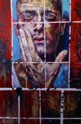 Thumbnail image: 'Behind Bars' by Vik Gorbatoff