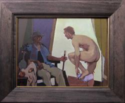 Thumbnail image: 'Daniel Undressing' by Cornelius McCarthy