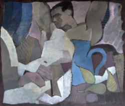 Thumbnail image: 'Mick Jones Still Life' by Cornelius McCarthy