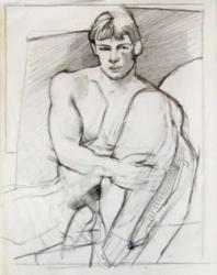 Thumbnail image: 'Naked Neighbour' by Cornelius McCarthy