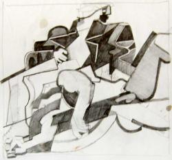 Thumbnail image: 'Reclining on his Lap' by Cornelius McCarthy