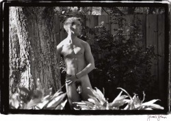 "Thumbnail image: ""Backyard Nude"" by Dennis Dean"