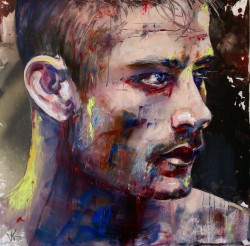 Thumbnail image: 'Emotions Series - After the Fight' by Vik Gorbatoff
