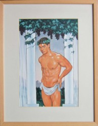 Thumbnail image: 'Bacchus' by Mark Satchwill