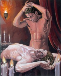 Thumbnail image: 'Lamentation' by Mark Satchwill