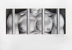 Thumbnail image: 'Behind Bars' by Nigel Kent