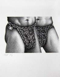 Thumbnail image: 'In Chains' by Nigel Kent