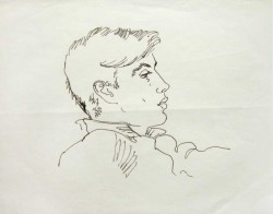"Thumbnail image: ""In Profile"" by Peter Samuelson"