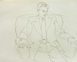 "Thumbnail image: ""Sitting in the Armchair"" by Peter Samuelson"