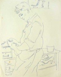"Thumbnail image: ""The Cobbler's Apprentice"" by Peter Samuelson"
