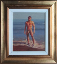 Thumbnail image: 'On the Beach' by Warwick Beecham